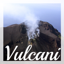 Vulcani delle Isole Eolie